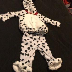 Old Navy Dalmatian Halloween Costume